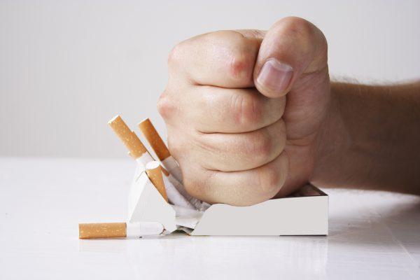 Deshabitación tabaquica